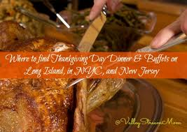 restaurants serving thanksgiving dinner on island and nyc