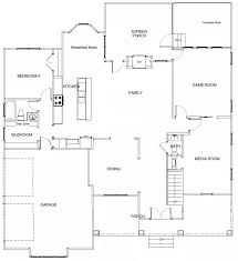 craftsman floor plan craftsman house plan durham homes stanton homes