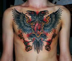 best 25 eagle chest tattoo ideas on pinterest eagle tattoos