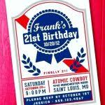 free printable 21st birthday cards template update234 com