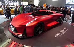 nissan supercar concept file osaka motor show 2015 215 nissan concept 2020 vision