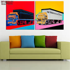 Home Decor Online Shopping Cheap 100 Pop Art Home Decor Online Get Cheap Vision Painting