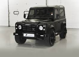 matte black range rover land rover wrap examples the vehicle wrapping centre