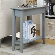wedge shaped end table wedge shaped end tables wayfair