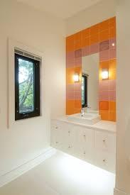 orange bathroom ideas the 25 best contemporary orange bathrooms ideas on