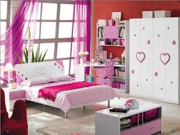 pink bedroom furniture theme ideas for little and teenage