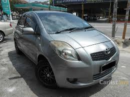 toyota yaris grey toyota yaris 2007 g 1 5 in selangor automatic hatchback grey for