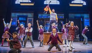 Seeking Cast West End Run Of School Of Rock Musical Is