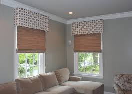 an elegant use of horizons natural woven shades by our dealer note