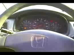 1999 honda accord 4 cylinder vtec part 1 of 3 1998 honda accord 4 cylinder vtec compression test