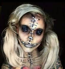Voodoo Doll Halloween Costume Special Fx Makeup Fairy Tale Tidbit Tuesday 25 Phenomenal