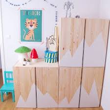 ikea hack ivar cabinet soophisticated mommo design ikea hacks for kids kids room pinterest ikea