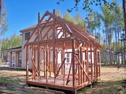 shed roof homes what you need to about diy shed building and design dengarden