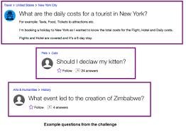 Challenge Yahoo