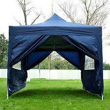 gazebo heavy duty outsunny 10 x15 outdoor pop up tent folding wedding gazebo