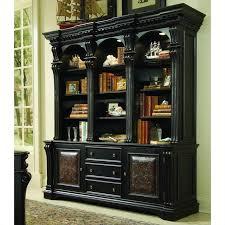 hooker furniture telluride 12 shelf bookcase with bottom storage
