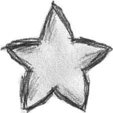 star icon hand drawing icon set softicons com