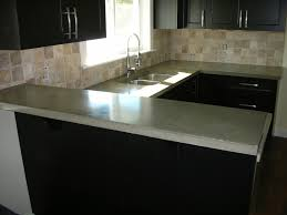 light colored concrete countertops polished concrete countertops kitchen remodels on a budget floors in