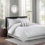Home Essence Comforter Set White Home Essence Comforter Sets Walmart Com