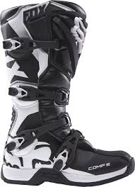 motocross fox fox girls mx boots comp 5 black white 2018 maciag offroad