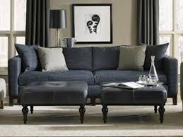 navy blue reclining sofa elegant furnitures navy blue leather sofa rooms edinburghrootmap