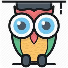 graduation owl graduate owl graduation owl degree owl wisdom icon icon