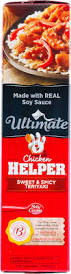 betty crocker ultimate sweet u0026 spicy teriyaki chicken helper 8 6