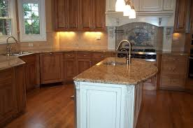 Granite Laminate Flooring Kitchen Rustic Kitchen Cabinets And Kitchen Island For Small