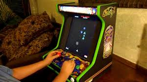 galaga bartop arcade youtube