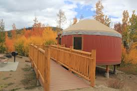 yurt camping could be the solution to making everyone happy