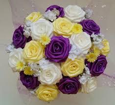 centerpiece for wedding create your own biggie pot ribbon flower centerpiece for wedding