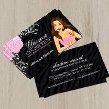 beauty advisor business cards