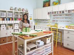 Storage And Organization Home Office Craft Room Design Ideas Home Interior Design Ideas