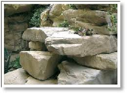 natural looking lightweight artificial rocks for outdoor and