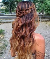 half updo hairstyles for prom prom hairstyles for long half