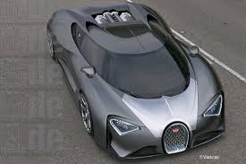 golden bugatti successor to bugatti veyron will produce 1500 horsepower and reach
