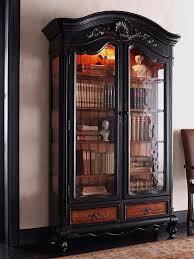 Glass Door Bookshelves by Bookshelves With Glass Doors Bookshelves With Doors Home Vid