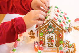 Gingerbread House Decoration 2017 Christmas Gingerbread House Decorating Short Course Tickets