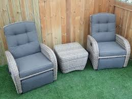 reclining garden chairs free uk delivery garden centre shopping uk