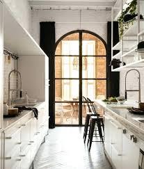 cuisine style industriel loft meuble de cuisine style industriel decor en blanc cuisine dans un
