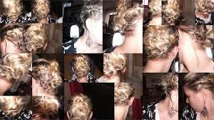Einfache Hochsteckfrisurenen Anleitung Locken by Tutorial Hochsteckfrisur Auch Für Kurze Haare Hair Up Do