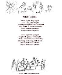 children s song lyrics away in a manger