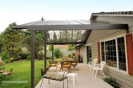 exterior extravagant exterior design with alumawood patio covers