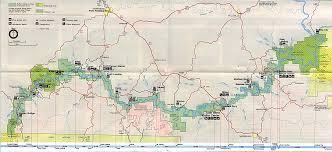 Buffalo Creek Trail Map Reisenett Arkansas Maps