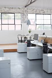 home design studio space a light filled shared workspace by mäike design studio design milk