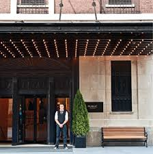 Hotel Awning Ian Schrager U0027s New Hotel Public Chicago Travel Leisure