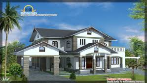 Kerala Home Design Blogspot by 4 Beautiful House Elevations Kerala Home Design And Beautiful