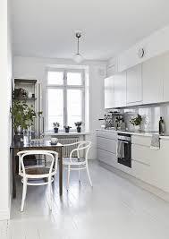 Kitchen Scandinavian Design Helsinki Apartment Displays Scandinavian Design At Its Finest
