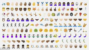 android new emoji android 7 0 nougat update includes 72 new emoji and ways to save