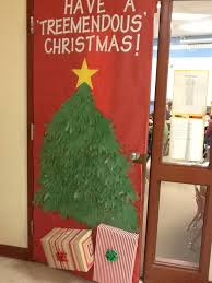 creativity is contagious pass it on christmas door decor better